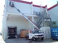 Oprava střechy BauHaus