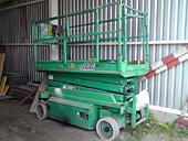 JLG Elektro nosnost 310 Kg