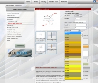 Konfigurátor hliníkových profilů na míru