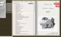 Editor pro digitalizaci tištěných publikací